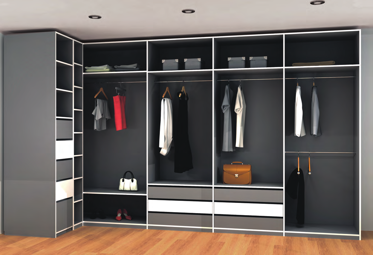 dressing ouvert grey Isi