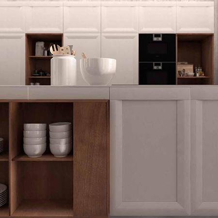 cuisine-equipee-modele-castel-meuble-coulissant